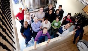 Medewerkers van de Prael