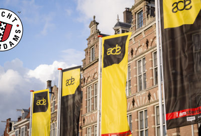 5 ADE events dit weekend: van festival tot art expo